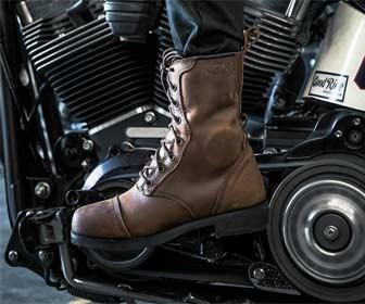 Botas para Moto Custom