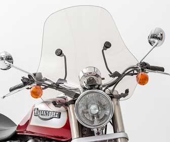 Parabrisas y Cúpulas para Motos Custom