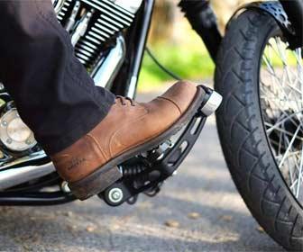 Estribos para moto custom