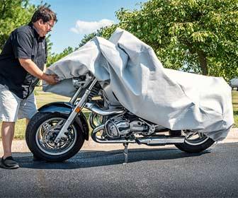 Fundas para Moto Custom