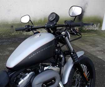 Manillar Barra de Arrastre para moto custom