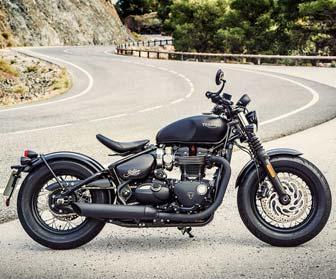 Sillín para moto custom