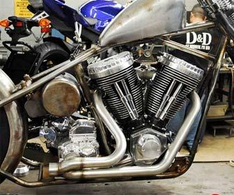 Tubos de Escape homologados para Moto Custom